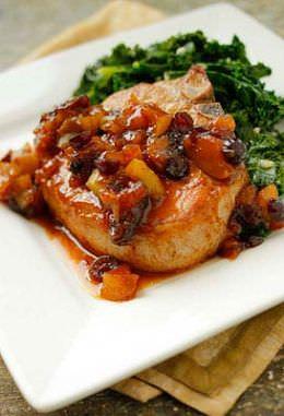 havest pork chop