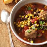 mexican stew meal